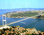 Fatih Sultan Mehmet Bridge (Second Bosphorus Bridge)