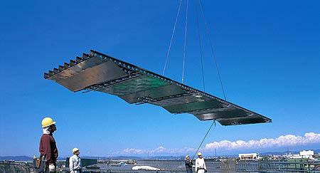I Shaped Steel Grating Deck Slabs|jfe Engineering Corporation